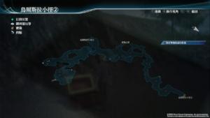 乌尔斯拉小径2宝箱地图